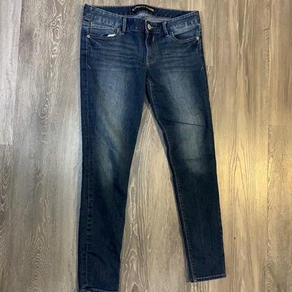 Women's Express low rise Stella Jeans